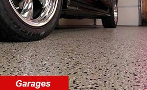 Garage Epoxy Flooring Systems