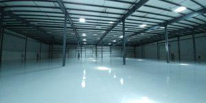 Epoxy Warehouse Flooring, London, Ontario